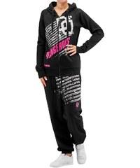2b17cac417e0 Dangerous DNGRS souprava dámská tepláková Oria Sweat Suit Black