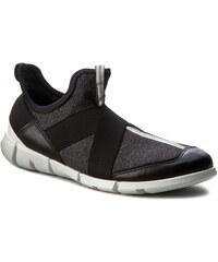 Sportcipő ECCO - Intrinsic Sneaker 70507354610 Black Black White 0ad727a2e2