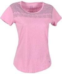 f554ad932aa Dámské tričko s krátkým rukávem LOAP BESTA CLW1750 RŮŽOVÁ