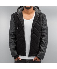 Just Rhyse Quilted Winter Jacket Black a364d8f93b