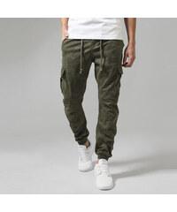 25167dfb6c06 Urban Classics Camo Cargo Jogging Pants olive camo