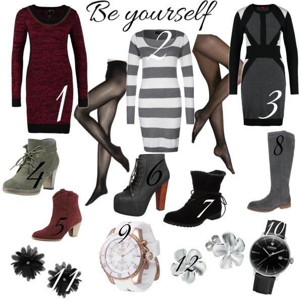kombiniere dein Outfit für den Herbst!
