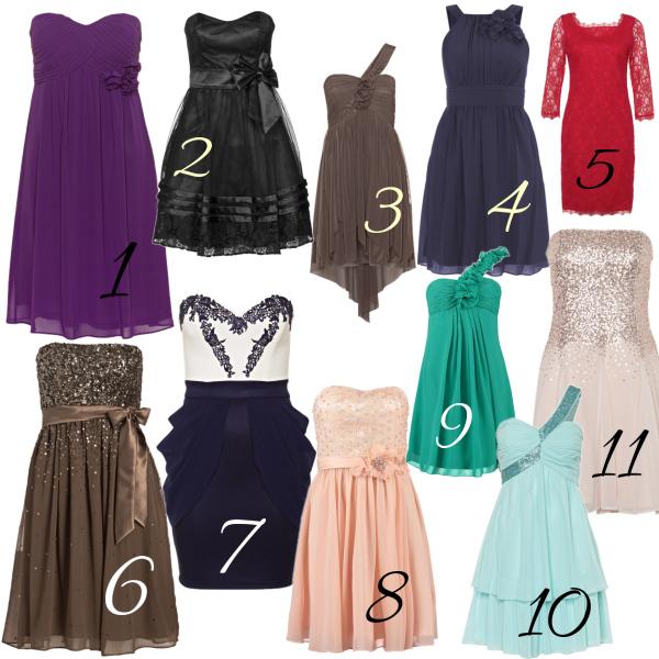 welches Cocktailkleid hättet ihr am liebsten im Kleiderschrank?