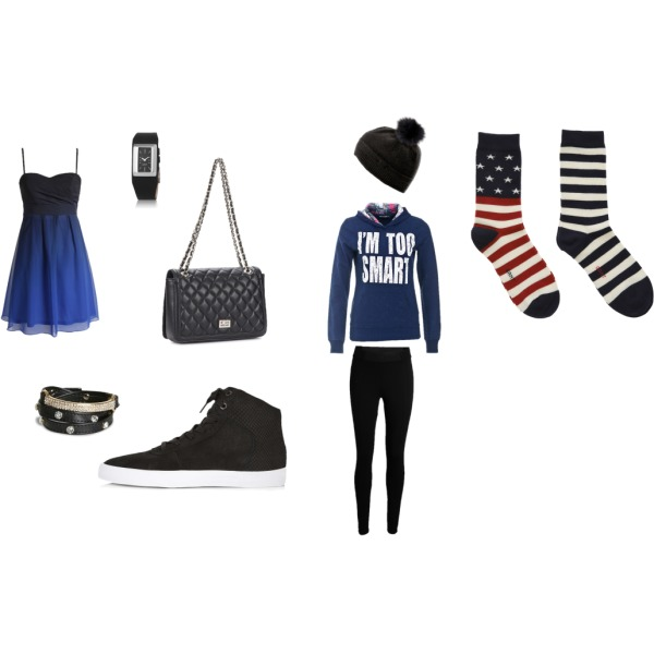 Blue and Black !:33