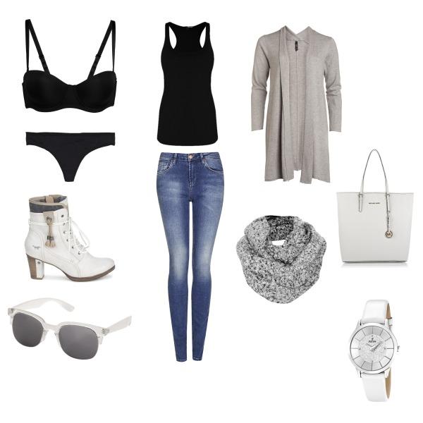Sportovní outfit