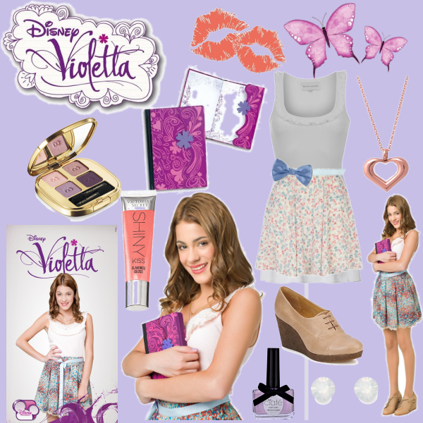 Violetta style! :D