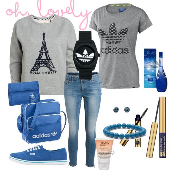 Modrá je prostě dobrá :)