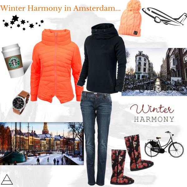 Winter Harmony in Amsterdam...