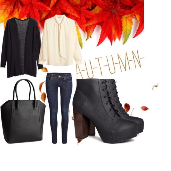 Autumn in H&M