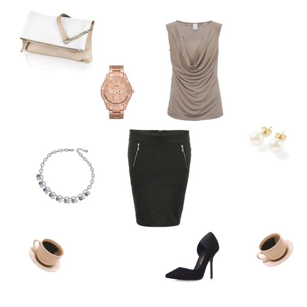 pracovní outfit