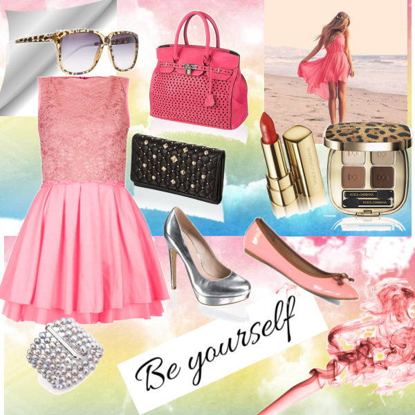 Summer stylish outfit
