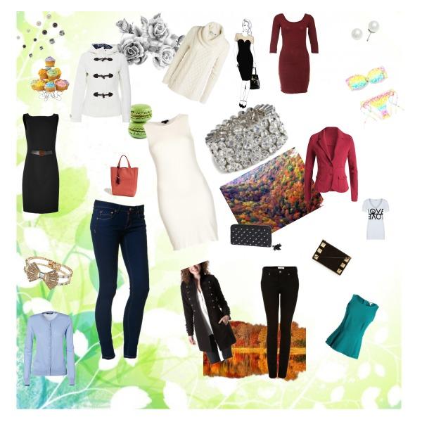 podzimní kolekce