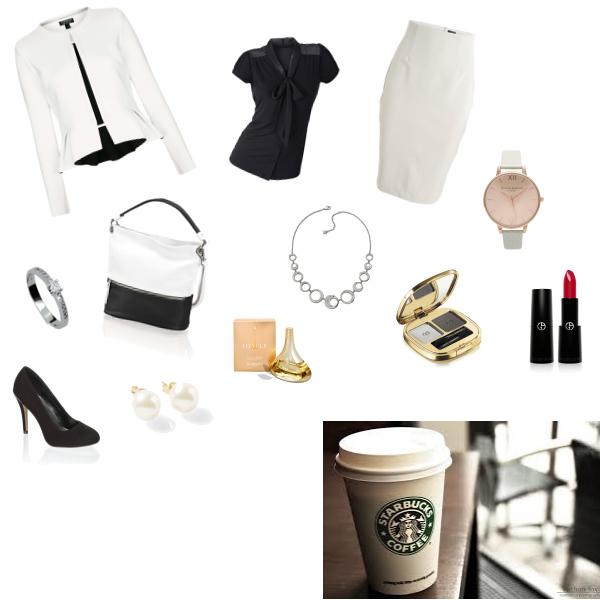 black and white-elegance