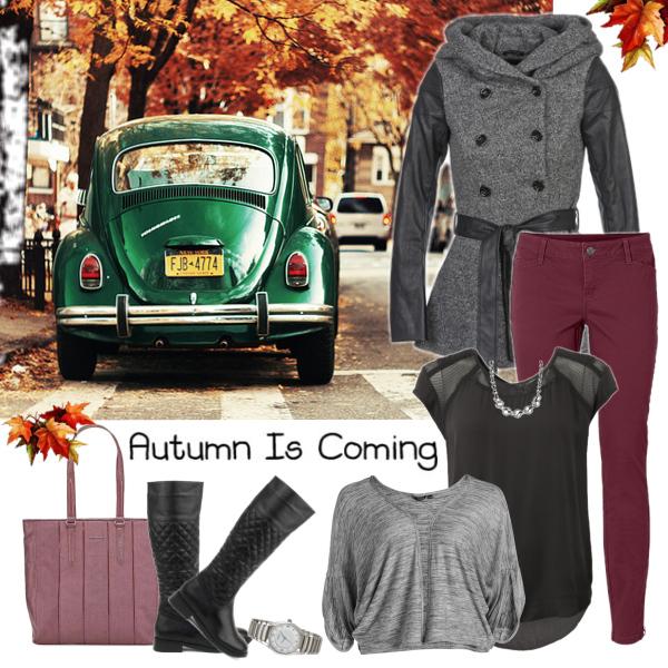 Inspirace na podzim