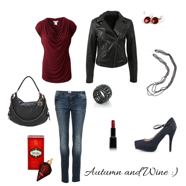 Autumn and Wine :)