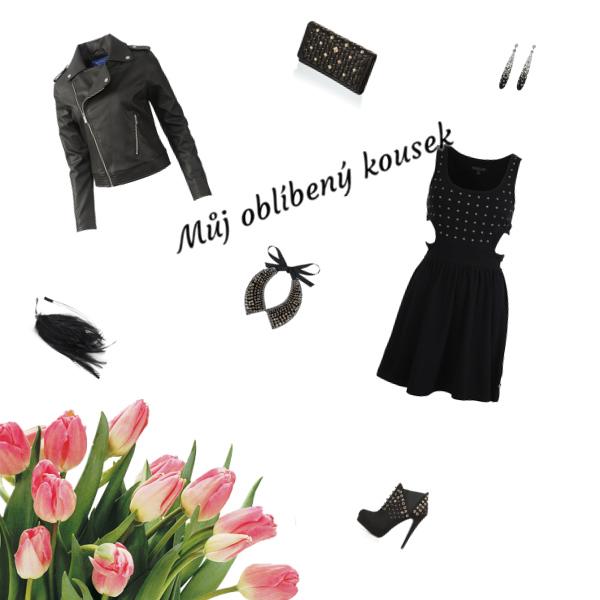 Černá moda