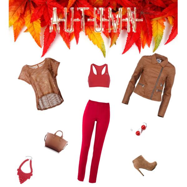 Autumn moda
