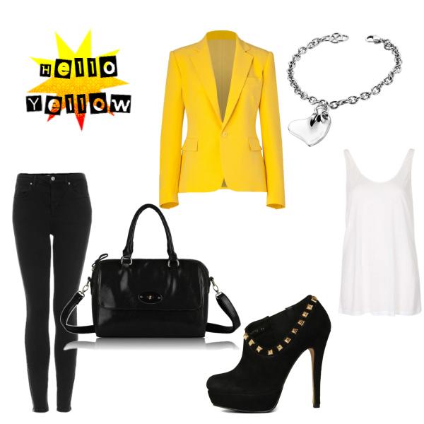 yellow, yellow