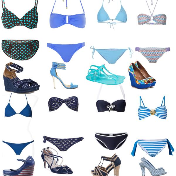 Summer fling - blue