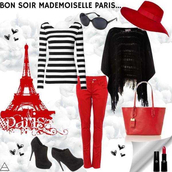 Bon Soir Mademoiselle Paris...