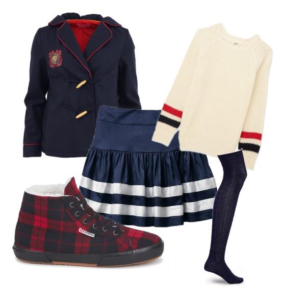 skolni uniforma