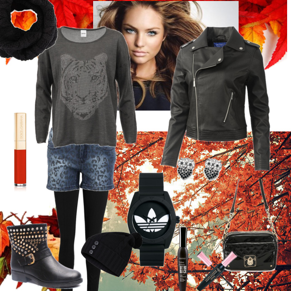 Černá na podzim :)