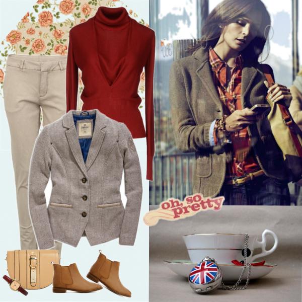 Anglický styl