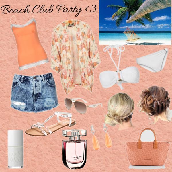 beach club party <3