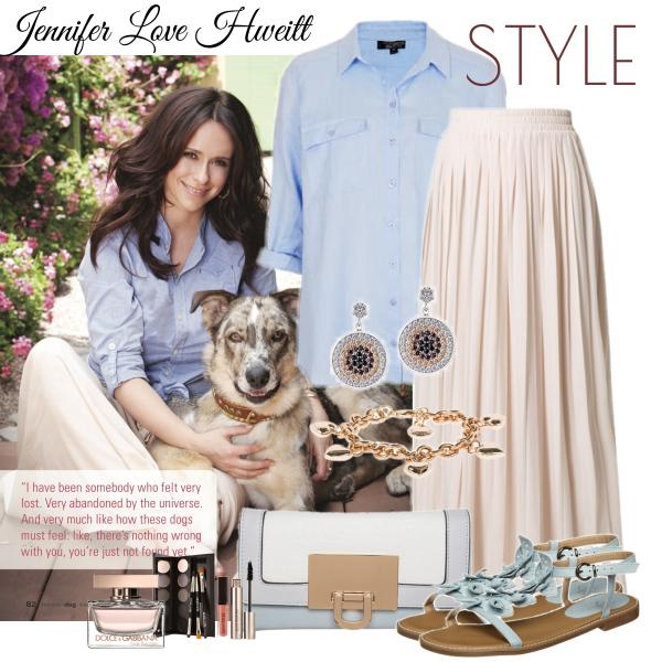 Jennifer Love Hewitt Style
