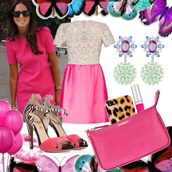 New Fashion Pink