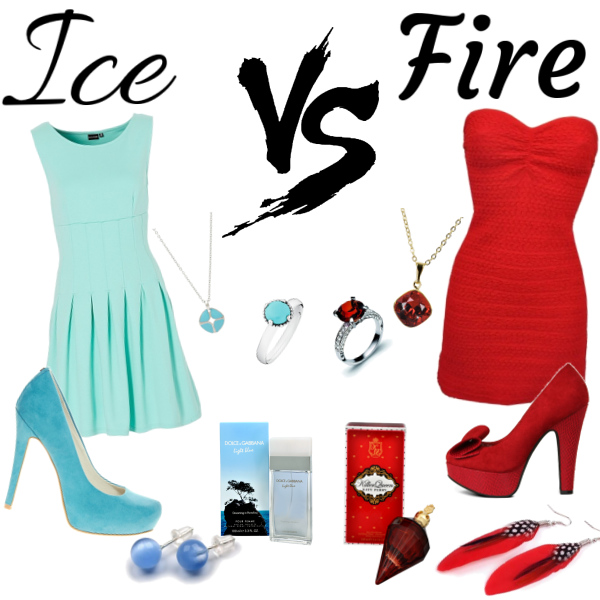 Ice vs. Fire