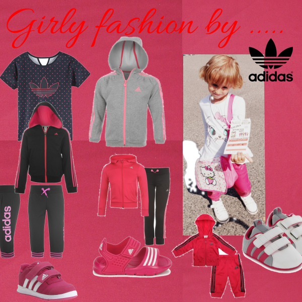Adidas for girls :)