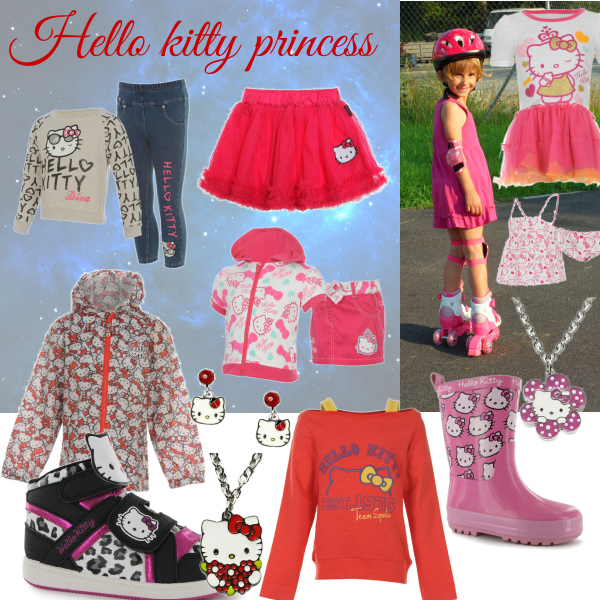 Hello kitty style :)