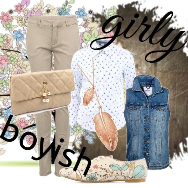 girly-boyish