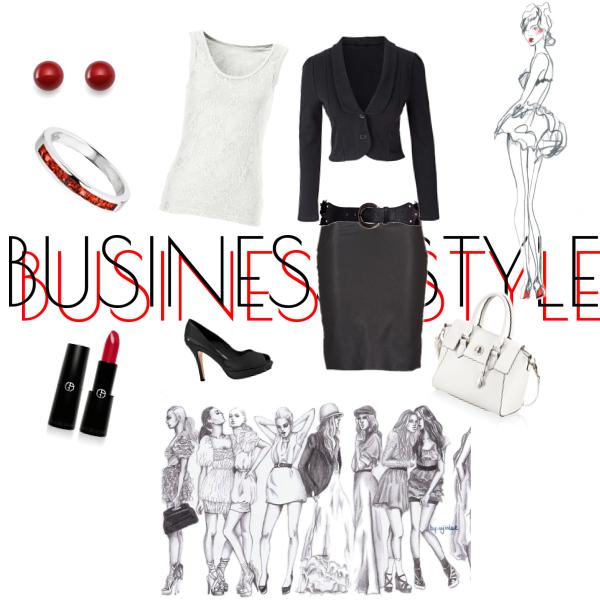 Business style - klasika, která neomrzí