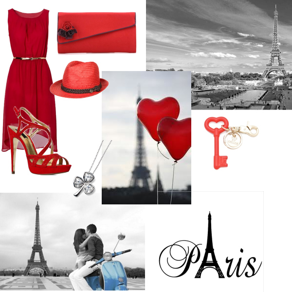 Paris red 2¨