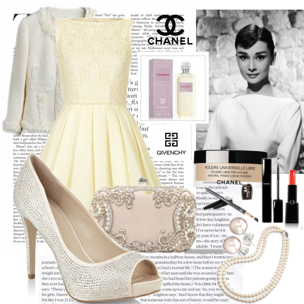 Audrey's night