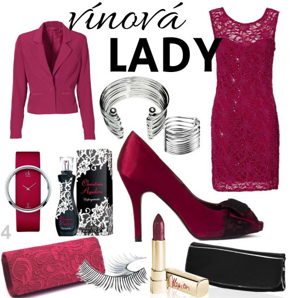 vínová lady