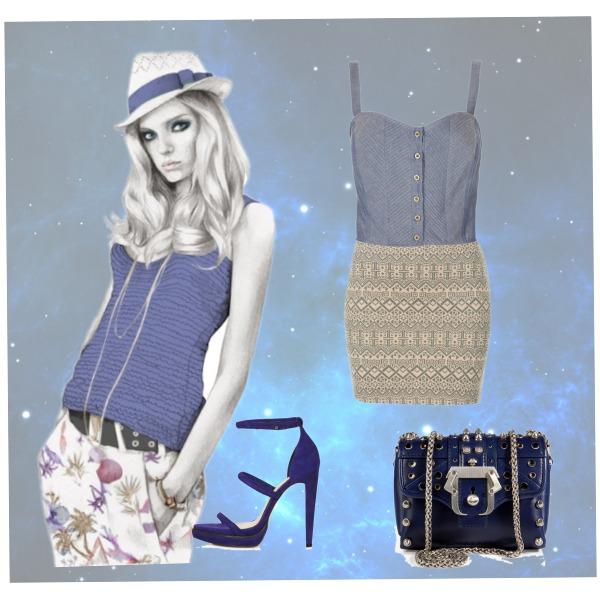 modrá ♥
