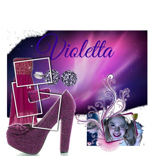 styl violetta 2