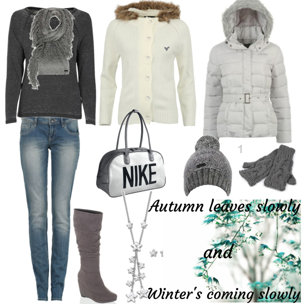 autumn and winter set