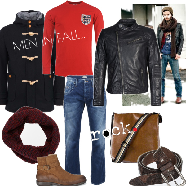 Men in Fall