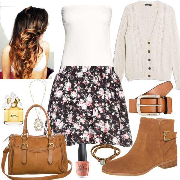 Schul outfit <3