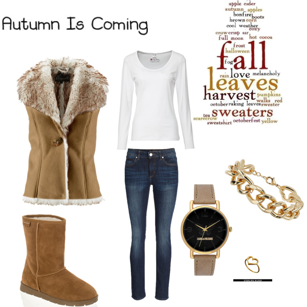 autumn is coming