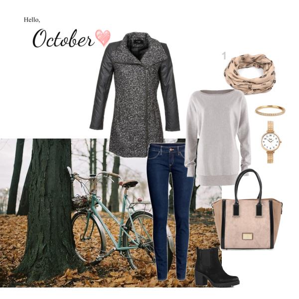 Hello, October ♥