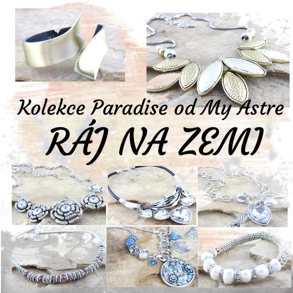 Kolekce Paradise....RÁJ NA ZEMI
