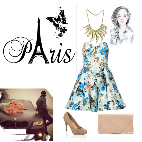 Paris! :)