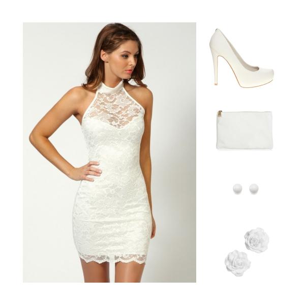 Bílá moda