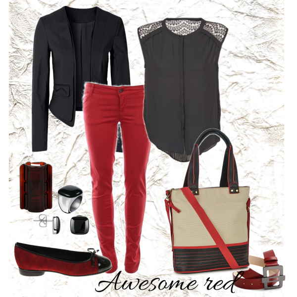 Awesome red