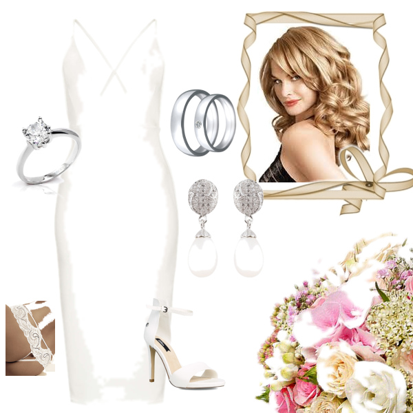 Jednoduchá bílá elegance